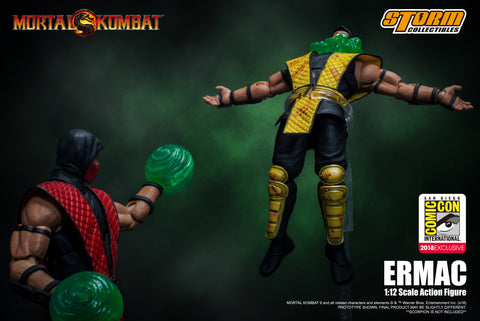 ERMAC (SDCC Exclusive) Only sold at the convention