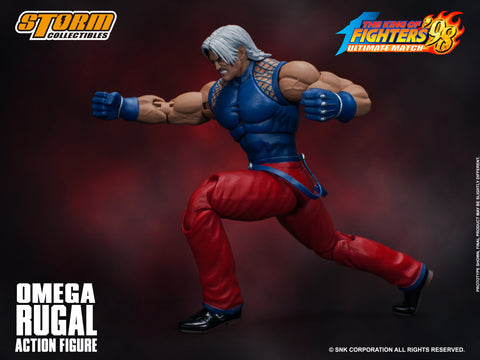 OMEGA RUGAL - The King of Fighters '98 UM