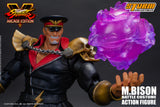 M.BISON BATTLE COSTUME - SFV Action Figure