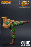 GUILE - Ultra Street Fighter II Action Figure