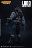 LOBO - INJUSTICE Gods Among Us Action Figure