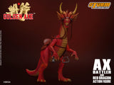 AX BATTLER & RED DRAGON - GOLDEN AXE Action Figure