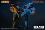 SUB-ZERO - MORTAL KOMBAT ACTION FIGURE