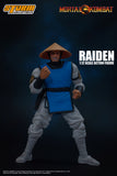 RAIDEN - MORTAL KOMBATA ACTION FIGURE