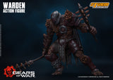 WARDEN - GEARS OF WAR ACTION FIGURE
