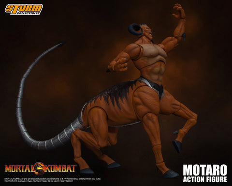 MOTARO - Mortal Kombat Action Figure