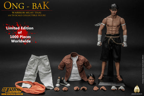 1:6th ONG-BAK - The Thai Warrior (Tony Jaa)