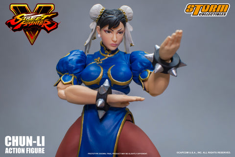 CHUN-LI - Street Fighter V Action Figure