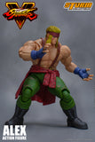 ALEX - Street Fighter V Action Figure