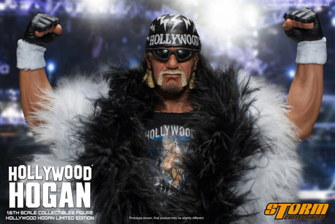 Hollywood Hogan 1:6 Collectible Figure Limited Edition 500pcs Worldwide