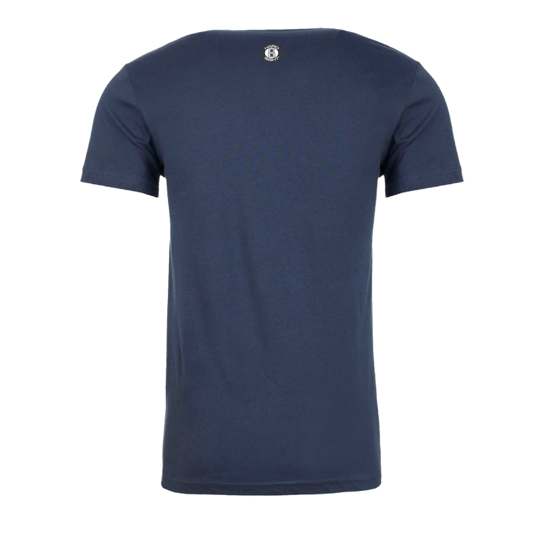 "MEN'S ""BLESSED"" LAUNDERED TRI-BLEND Crew-Neck Navy Heather/Silver"