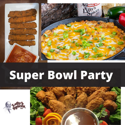 3 Crowd-Pleasing Super Bowl Appetizers