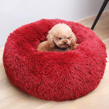 Load image into Gallery viewer, Anti Anxiety Dog Bed