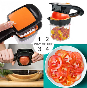 ADVANCED FRUIT & VEGETABLE CHOPPER
