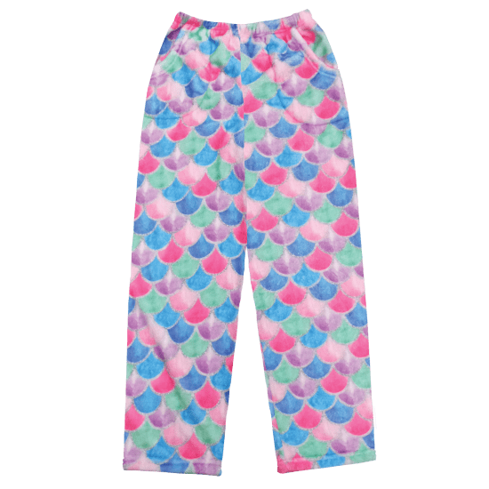 MERMAID PLUSH PANTS