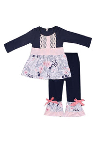 GRACELYN FLORAL SET