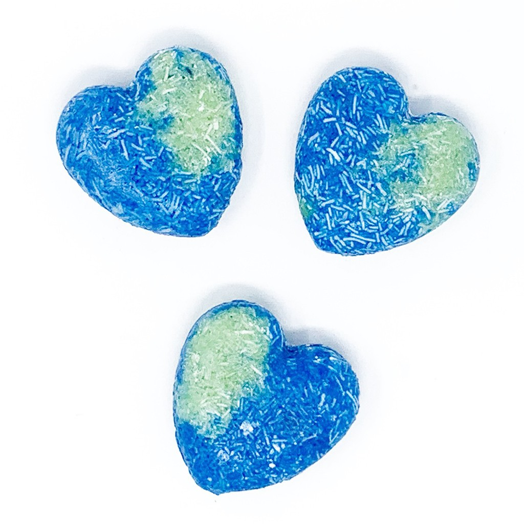 EARTH EUCALYPTUS HEART SHAMPOO AND CONDITIONER BAR