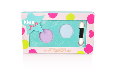 Key West Splash & Rainier Blossom - Klee Girls Eyeshadow Duo