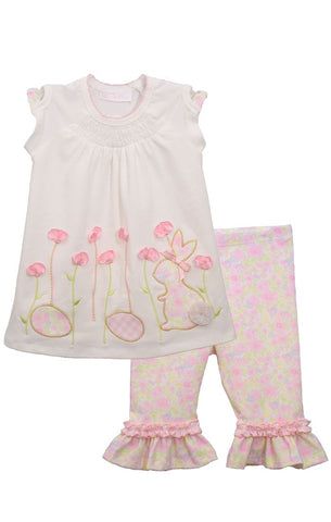 smocked easter set