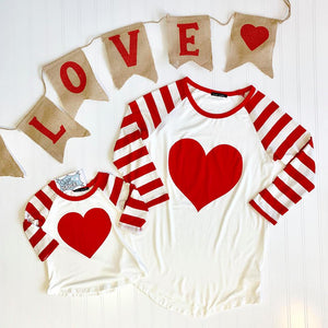 TODDLER ALL THE LOVE TEE