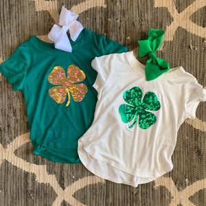 FOUR LEAF CLOVER TEE (7129)