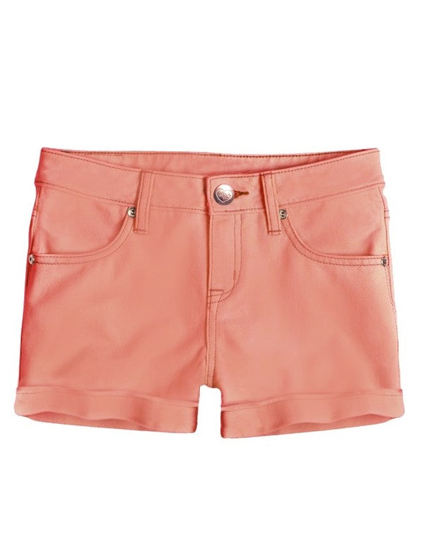 JUST FOR COMFORT CORAL SHORTS