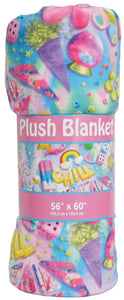 CHILL PLUSH BLANKET