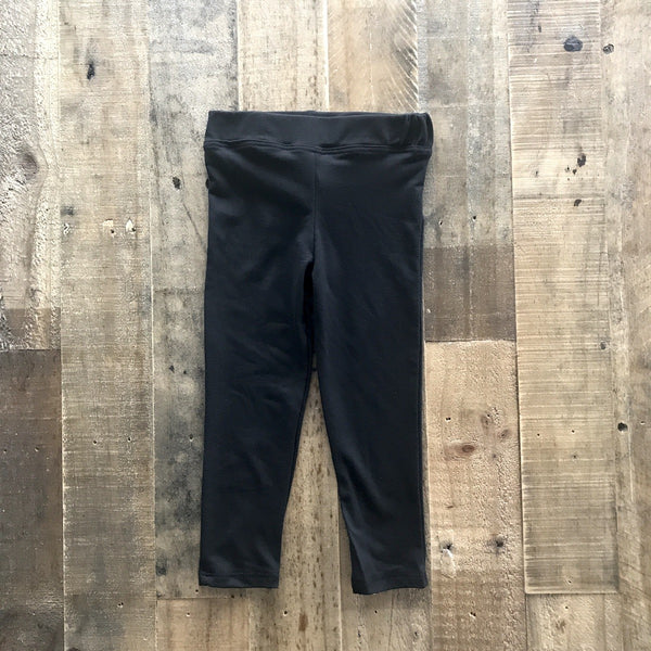 BLACK TODDLER LEGGING