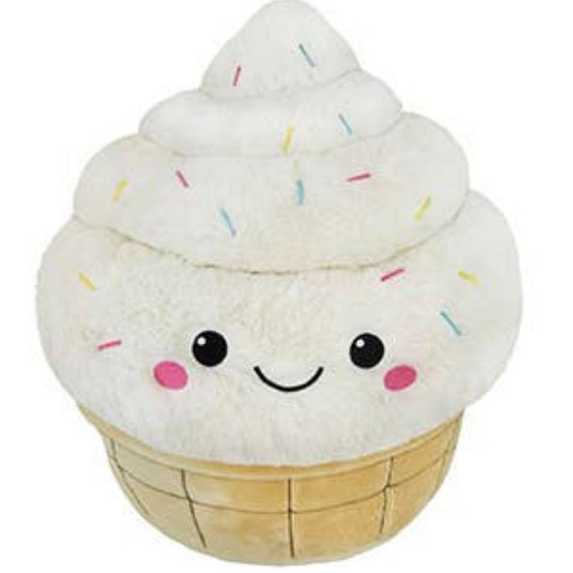 SQUISHABLE SOFT SERVE 15""