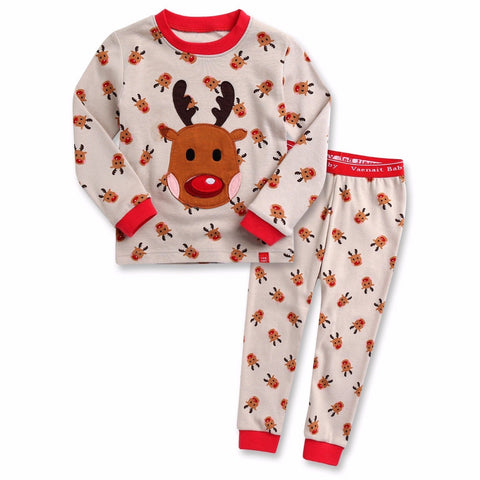 cookie rudolph pajama set
