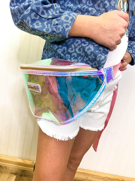 JELLY FANNY PACK