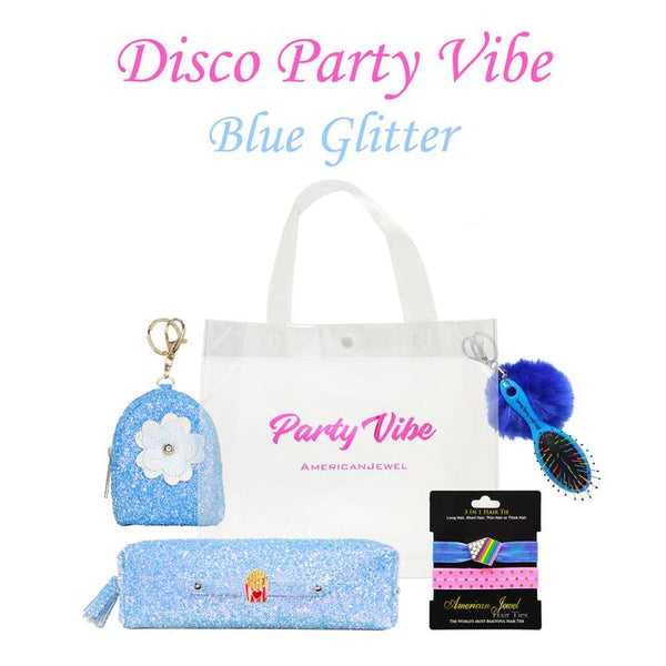 DISCO VIBE ACCESSORIES PACK