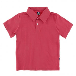 RED GINGER POLO