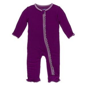 MELODY W/ PEGASUS MUFFIN RUFFLE COVERALL