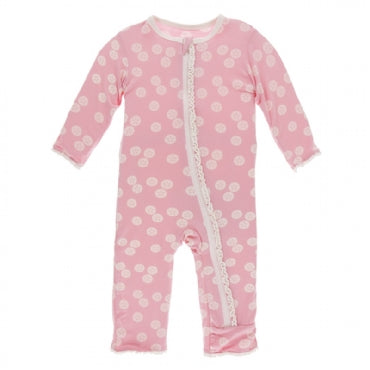 LOTUS SAND DOLLAR MUFFIN RUFFLE COVERALL