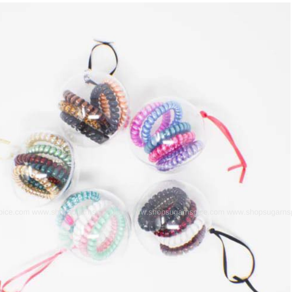 HOTLINE HAIRTIES ORNAMENT