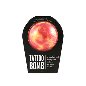 TATTOO BATH BOMB