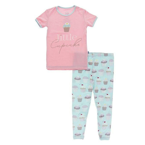 summer sky cupcake 2 pc set