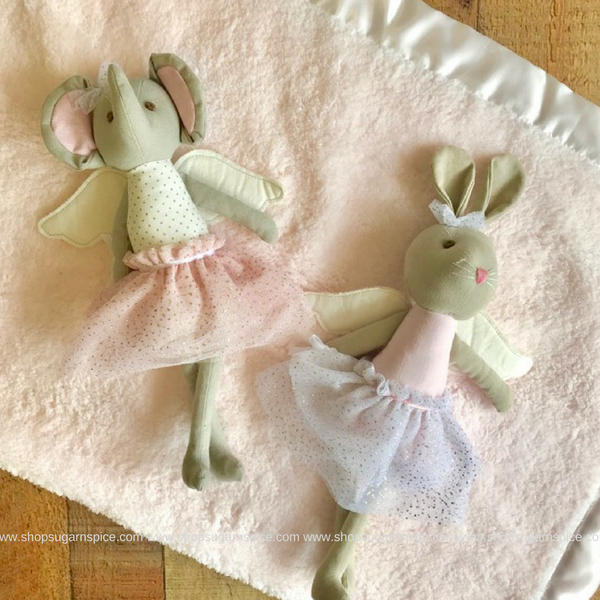 LINEN PRINCESS DOLLS