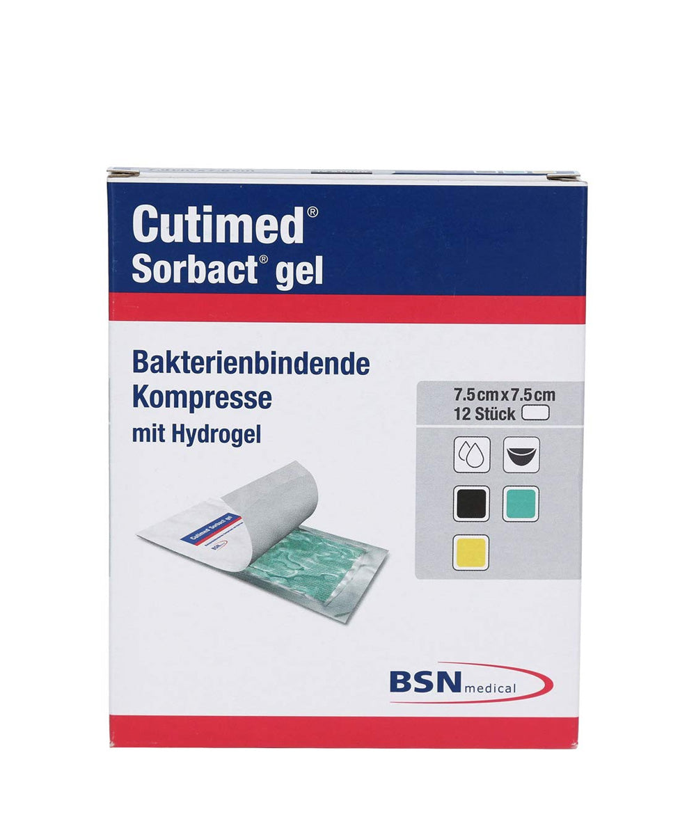 Cutimed Sorbact Gel
