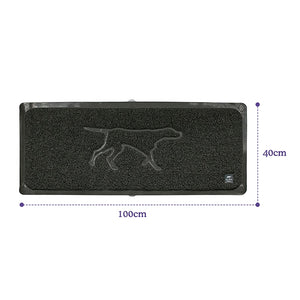 Tall Tails Wet Paws Bath Mat