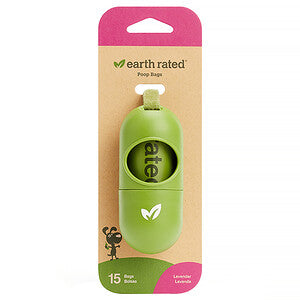 Earth Rated Poop Bag Dispenser - Scented