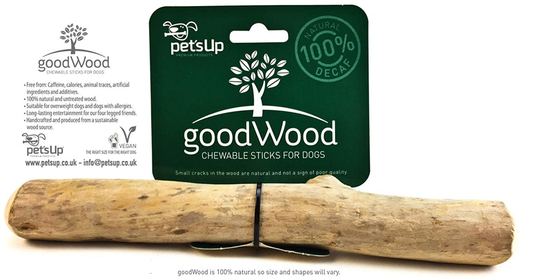 NATURAL CHEWABLE STICKS FOR DOGS