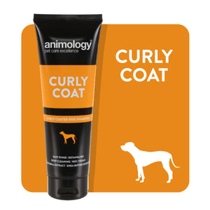 Animology Curly Coat Dog Shampoo 250ml