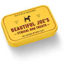 Load image into Gallery viewer, BEAUTIFUL JOE'S 100% natural ox liver – 50g Treats