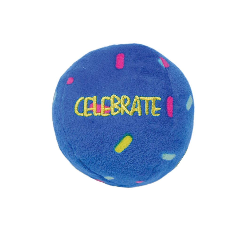 Kong Occasions Birthday Balls 2-pack Size Medium