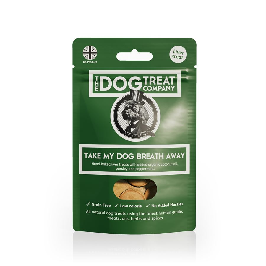 The Dog Treat Company Take My Dogs Breath Away 50g