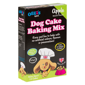 Oggi's Oven Dog Cake Baking Mix - Apple