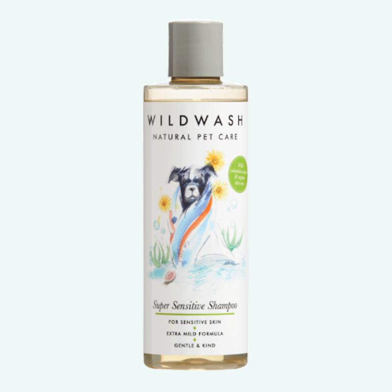 WildWash PET Super Sensitive Shampoo 250ml