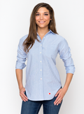 Cape Washed Oxford - Womens